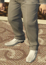 Ponsonbys (V - Białe buty wsuwane)