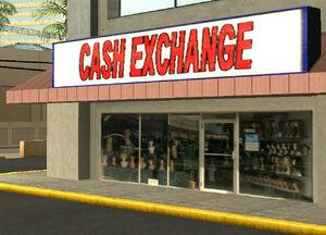 Cash Exchange - Redsands East