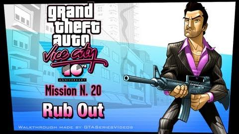 GTA Vice City - iPad Walkthrough - Mission 20 - Rub Out