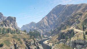 Raton Canyon-VI
