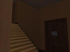 Wu Zi Mu Floor 1 - Staff Only Interior