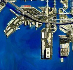 Wyspa Elizejska (V - mapa)