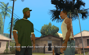 Home Coming GTA San Andreas (fatalisme)