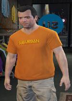 SubUrban (V - Oranżowa koszulka Suburban)