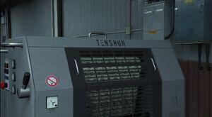 TENSHUNPrint Logo