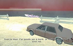 Vertical Bird GTA San Andreas (équipement)