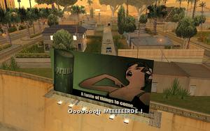 Reuniting the Families GTA San Andreas (fuite)