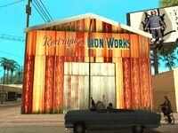 Rodriguez Iron Works (SA)