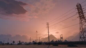Sandy Shores-IV