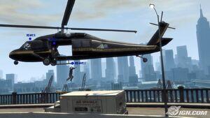 Assaut du NOOSE GTA IV (Annihilator)