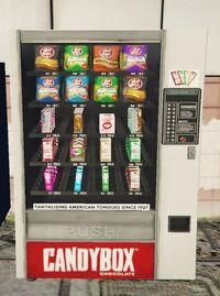 Automat z przekąskami (V)