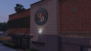 Biuro szeryfa Los Santos w Davis (V - 2)