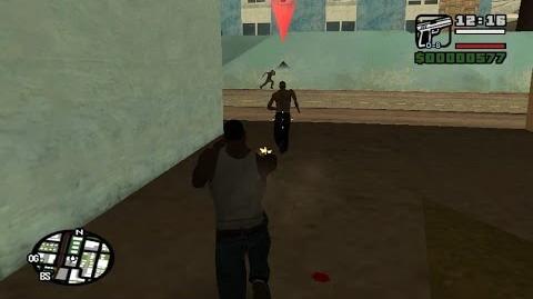 GTA San Andreas- Covarde Fugitivo
