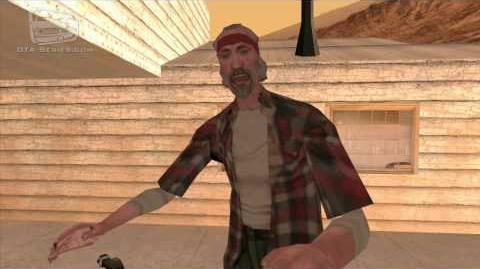 GTA San Andreas - Missão 73 Green Gooo