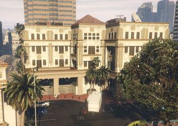 Sam Austin Memorial Building (V)