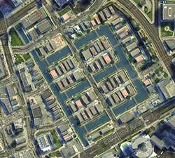 Vespucci Canals (V - mapa)
