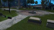 Cement-fontan