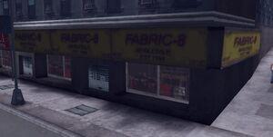 Fabric-8 GTAIII