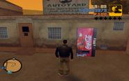 GTA III Coca-Cola