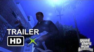 GTA San Andreas - Official Xbox Trailer HD