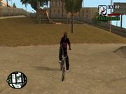 SAC rowerzysta (SA)