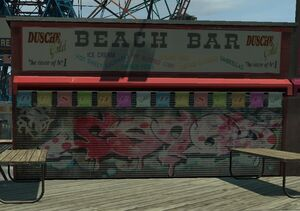 Beach Bar (IV)