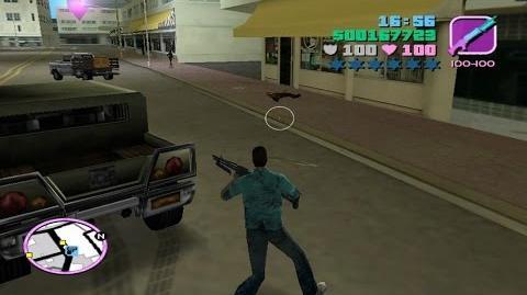 GTA Vice City- Corredor Armado