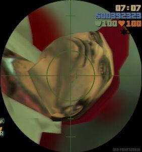 Leon McAffrey GTA 3 III Zoom