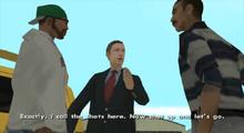 Toreno hablando con Carl y T-bone Mendez-1-