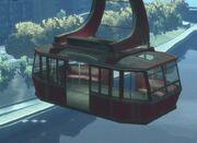 Liberty City Skycar (IV - 4)