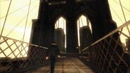 Broker Bridge - Via pedestre
