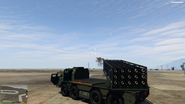 Chernobog mode de tir GTA Online