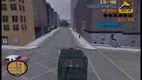 Grand Theft Auto 3 (PC) Mission 26 — Blow Fish