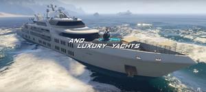 LuxuryYatch TrailerGTAO