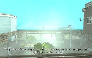 Pier 69 (mission) GTA San Andreas (fumigènes)