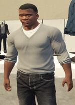Ponsonbys (V - Srebrny sweter)