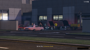 Vehicle Import Car Meet GTAO Vinewood Bowl