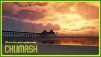 Chumash GTA V (carte postale)