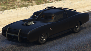 Duke O'Death GTA V (vue avant)