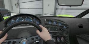 TurismoR GTAVe Interior