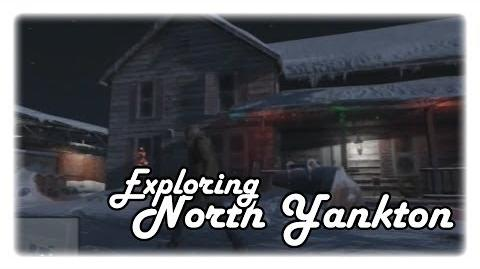 GTA V EXPLORING NORTH YANKTON How to get out of the restricted Area GLITCH PS3