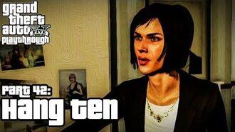 Grand Theft Auto V (PS3) - Hang Ten - Legendado em Português