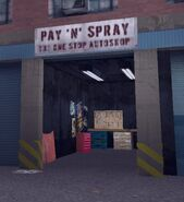 Pay 'n' Spray (III - Shoreside Vale)
