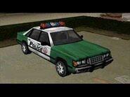 VCPD voiture