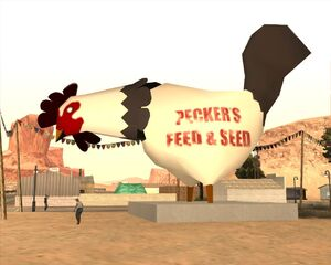 World's Largest Cock (GTASA) (side)