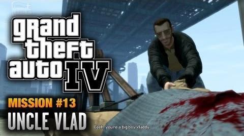 GTA 4 - Mission 13 - Uncle Vlad (1080p)