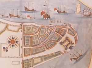 Карта Нового Роттердама