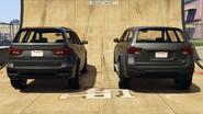 Bravado XLS - Bravado Gresley Comparaison GTA Online