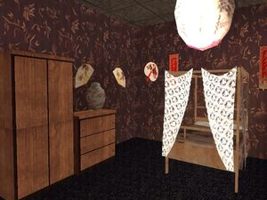 Brothel Bedroom