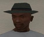 Didier Sachs (SA - Szary kapelusz słomiany)